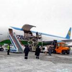 Аэропорт Воронежа приступил к обслуживанию грузовых рейсов