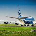Авиакомпания AirBridgeCargo получила очередной Boeing 747-8