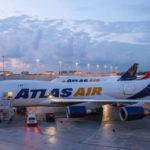 Авиакомпания Atlas Air ожидает удвоения прибыли по итогам года на волне спроса на грузоперевозки