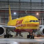 DHL Express приобретает восемь грузовых Boeing 777F