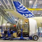 Двигатели для A350 научились перевозить на стандартных грузовых самолетах