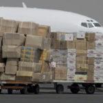 Грузовые авиаперевозки сокращаются восьмой месяц подряд