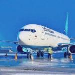 Объем грузоперевозок авиакомпаний РФ сократился впервые за полтора года