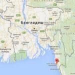 У берегов Бангладеш разбился грузовой самолет Ан-26